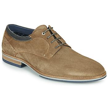 kengät Miehet Derby-kengät Casual Attitude MARINA Taupe