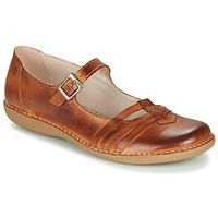 kengät Naiset Balleriinat Casual Attitude GERALDINE Brown