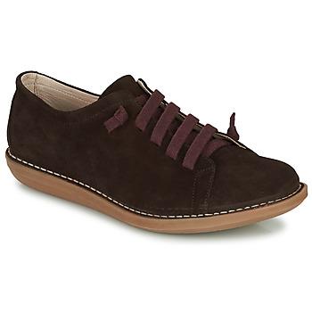 kengät Miehet Derby-kengät Casual Attitude MARIANA Brown