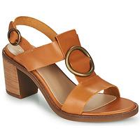 kengät Naiset Sandaalit ja avokkaat Casual Attitude MELINA Camel