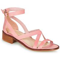 kengät Naiset Sandaalit ja avokkaat Casual Attitude COUTIL Pink