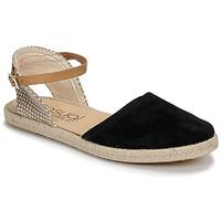 kengät Naiset Sandaalit ja avokkaat Casual Attitude MADELEINE Musta