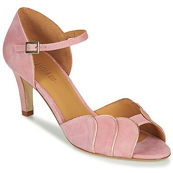 kengät Naiset Sandaalit ja avokkaat Emma Go PHOEBE Pink