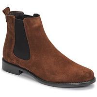 kengät Naiset Bootsit Betty London NORA Laivastonsininen / Croute