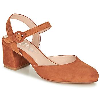 kengät Naiset Korkokengät Betty London MALINE Camel