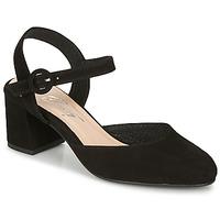 kengät Naiset Korkokengät Betty London MALINE Black