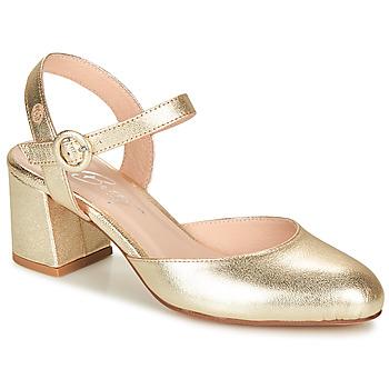 kengät Naiset Korkokengät Betty London MALINE Hopea