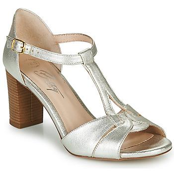 kengät Naiset Sandaalit ja avokkaat Betty London MATINA Hopea