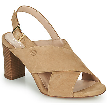 kengät Naiset Sandaalit ja avokkaat Betty London MARIPOL Beige