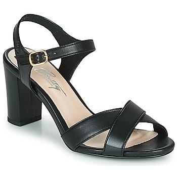 kengät Naiset Sandaalit ja avokkaat Betty London MOUDINE Black