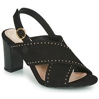 kengät Naiset Sandaalit ja avokkaat Betty London MADINE Black