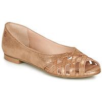 kengät Naiset Sandaalit ja avokkaat Betty London MANDINE Kulta
