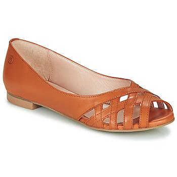 kengät Naiset Sandaalit ja avokkaat Betty London MANDISE Cognac