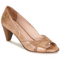 kengät Naiset Korkokengät Betty London MIRETTE Kulta