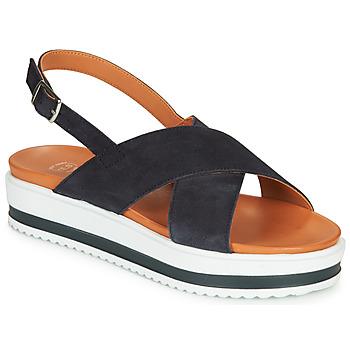 kengät Naiset Sandaalit ja avokkaat Betty London MAFI Laivastonsininen