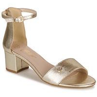 kengät Naiset Sandaalit ja avokkaat Betty London INNAMATA Kulta