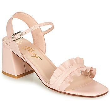 kengät Naiset Sandaalit ja avokkaat Betty London MARIKA Vaaleanpunainen