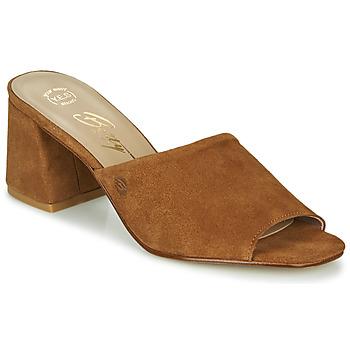 kengät Naiset Sandaalit Betty London MELIDA Cognac