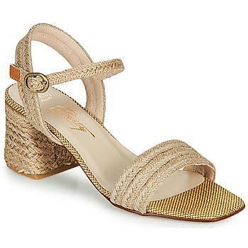 kengät Naiset Sandaalit ja avokkaat Betty London MILLO Beige