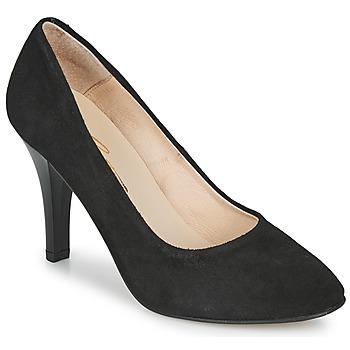 kengät Naiset Korkokengät Betty London MONDA Musta