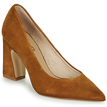 kengät Naiset Korkokengät Betty London MONDI Cognac