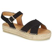 kengät Naiset Sandaalit ja avokkaat Betty London MIZOU Laivastonsininen