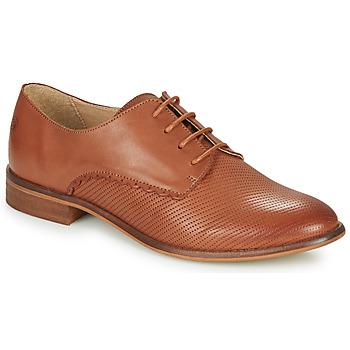 kengät Naiset Derby-kengät Betty London MARILOU Camel