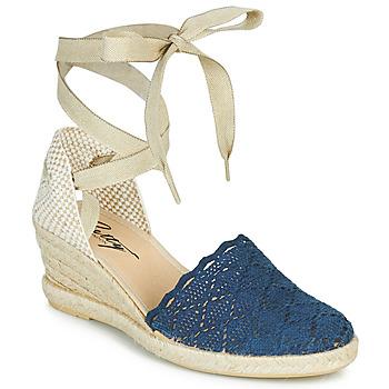 kengät Naiset Sandaalit ja avokkaat Betty London MARISSI Laivastonsininen