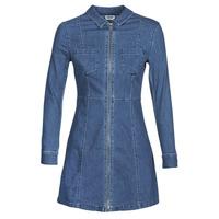 vaatteet Naiset Lyhyt mekko Noisy May NMLISA Blue