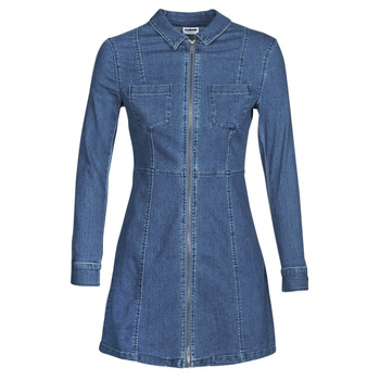 vaatteet Naiset Lyhyt mekko Noisy May NMLISA Sininen
