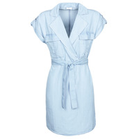 vaatteet Naiset Lyhyt mekko Noisy May NMVERA Blue / Clair