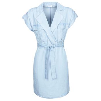 vaatteet Naiset Lyhyt mekko Noisy May NMVERA Sininen / Clair