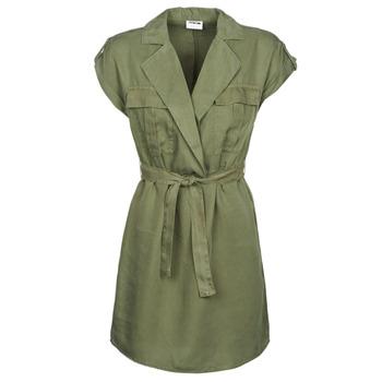 vaatteet Naiset Lyhyt mekko Noisy May NMVERA Khaki