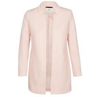 vaatteet Naiset Paksu takki Only ONLSOHO Pink
