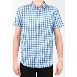 vaatteet Miehet Lyhythihainen paitapusero Wrangler S/S 1 PKT Shirt W5860LIRQ Multicolor