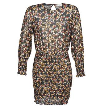 vaatteet Naiset Lyhyt mekko Moony Mood FANETTE Musta