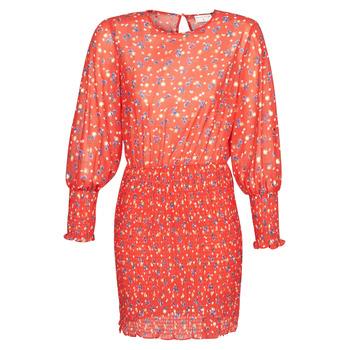 vaatteet Naiset Lyhyt mekko Moony Mood FANETTE Punainen