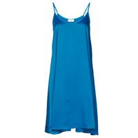 vaatteet Naiset Lyhyt mekko Moony Mood MOLETTE Sininen