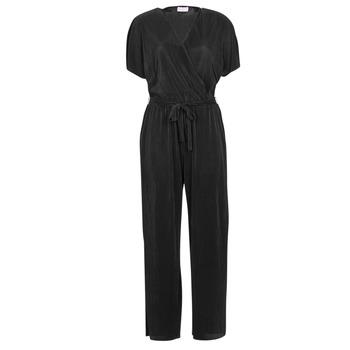 vaatteet Naiset Jumpsuits / Haalarit Moony Mood CLOKES Black