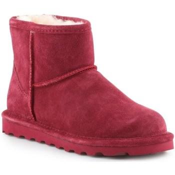kengät Naiset Talvisaappaat Bearpaw Alyssa Tummanpunainen