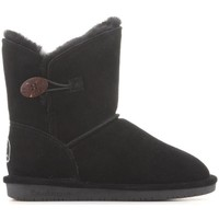 kengät Naiset Talvisaappaat Bearpaw Rosie Mustat