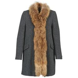 vaatteet Naiset Paksu takki Stella Forest STILAN Grey