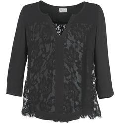 vaatteet Naiset Topit / Puserot Stella Forest STIRPIA Musta