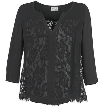 vaatteet Naiset Topit / Puserot Stella Forest STIRPIA Black