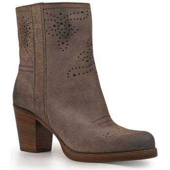 kengät Naiset Nilkkurit Car Shoe KDT63H 0B2 F0308 Antracite