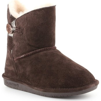 kengät Naiset Talvisaappaat Bearpaw Rosie Ruskeat