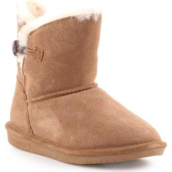 kengät Naiset Talvisaappaat Bearpaw Rosie Hickory II Ruskeat