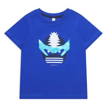 vaatteet Tytöt Lyhythihainen t-paita Esprit ENORA Blue