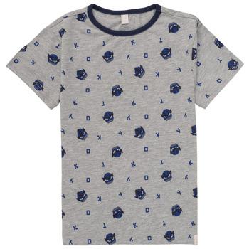 vaatteet Pojat Lyhythihainen t-paita Esprit EUGENIE Grey