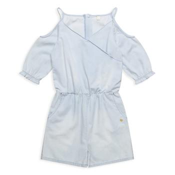 vaatteet Tytöt Jumpsuits / Haalarit Esprit FRANCESCO Blue